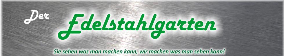 Der Edelstahlgarten-Logo